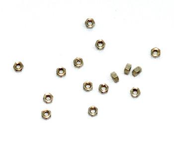 SA120 Hex Nut; 1.27mm Thread