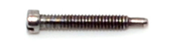 ST401 Self-Tapping Screw; 1.2mm Head, 1.9mm Head, 9.6mm Length, Silver Finish 100 count