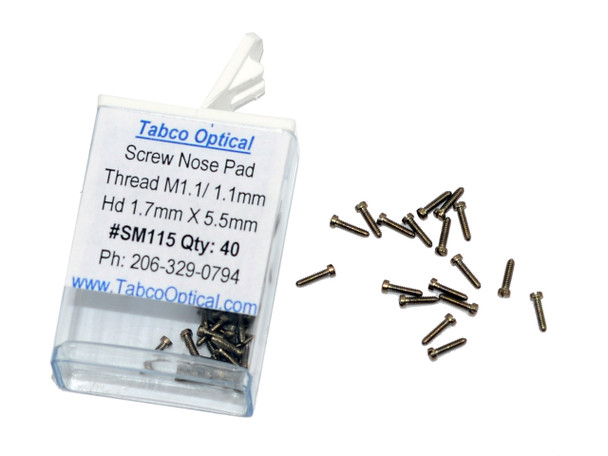 Included in Kit: SM115 40 count