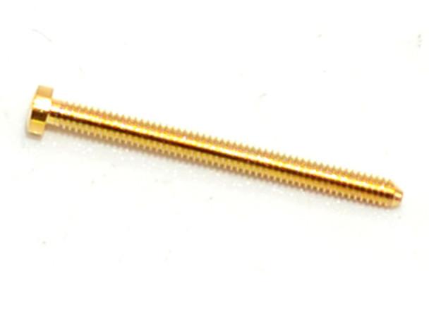 SM619 Rimless Screw No-Slot; 1.2mm Thread, 2.0mm Head, 15mm Length (SM619)