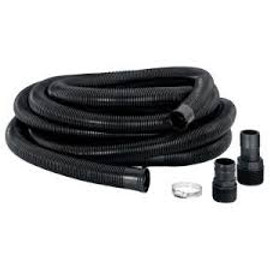 rain barrel overflow hose, sump pump hose
