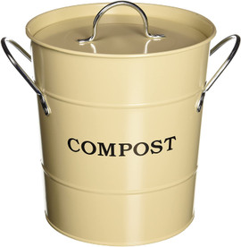 2-in-1 Kitchen Compost Bucket