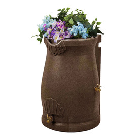 50 Gallon Rain Wizard Urn Rain Barrel