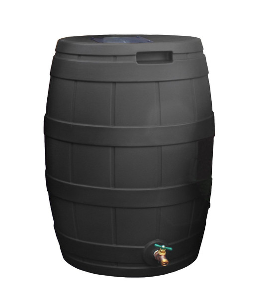 Good Ideas 50-Gallon Rain Vault - BLACK