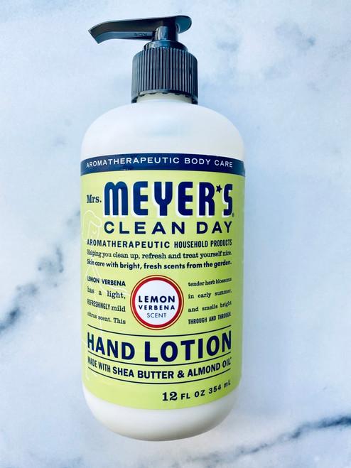 Mrs. Meyer's Clean Day Hand Lotion - Lemon Verbena - 12oz bottle