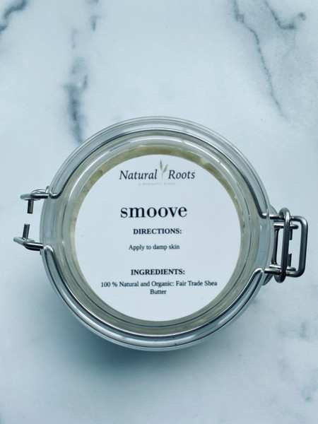 Natural Roots 'Smoove' Whipped Body Butter