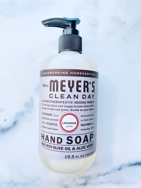 Mrs. Meyer's Clean Day Hand Soap - Lavender - 12.5oz