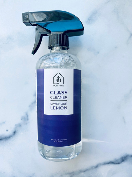 PUR Home Glass Cleaner - Lavender and Lemon - 16oz