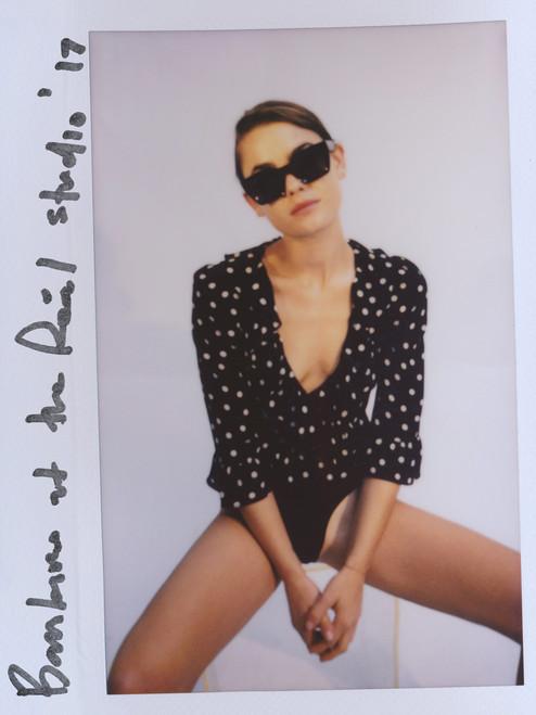 The Cher - Black & White Spot