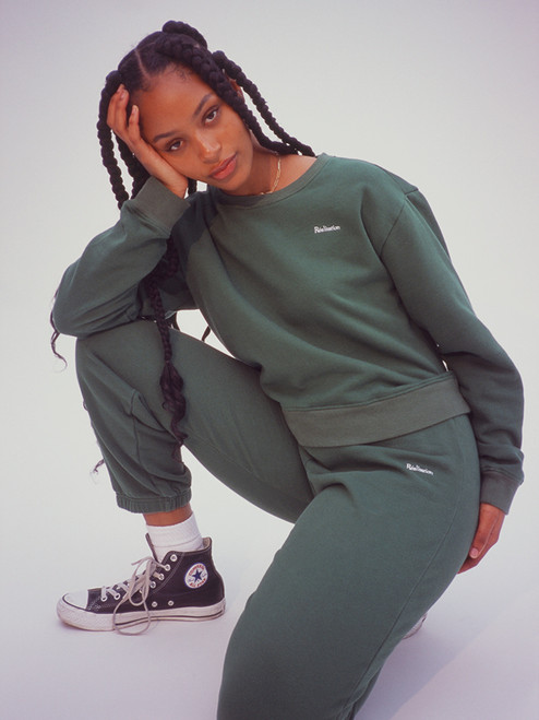 Réal Sweatpants - Green