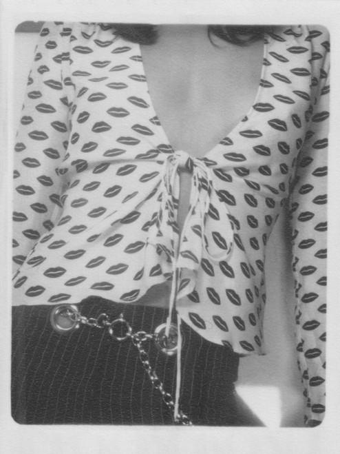 Dreamgirl Valentina, wearing the Bianca Lip @valentinaruby