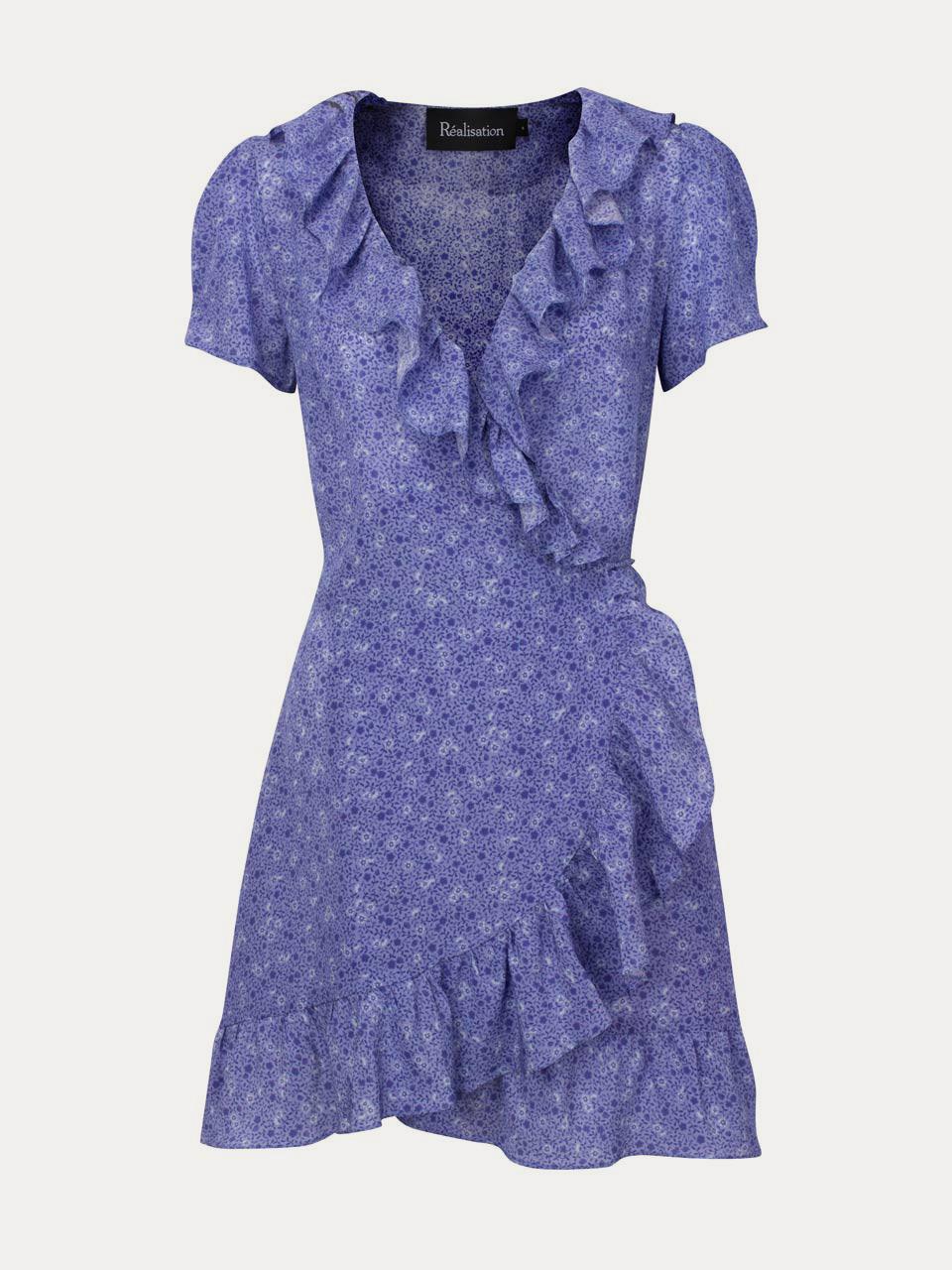 975fd55e4 The Valentina - Purple Haze | Wrap Dress
