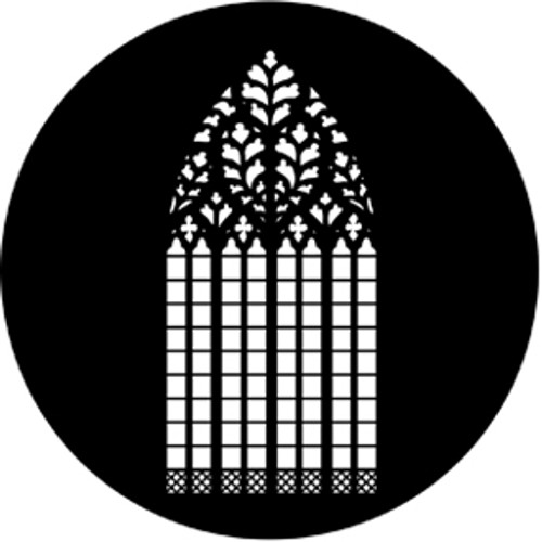Rosco Standard Steel Gobo 77856 - York Minster