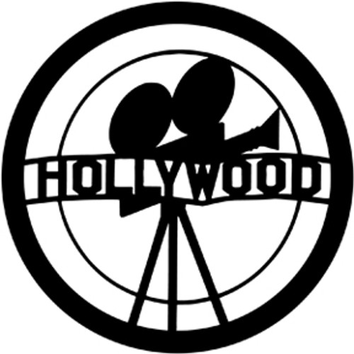 Rosco Standard Steel Gobo 78113 - Hollywood