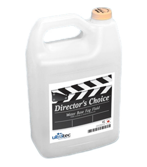 Ultratec Director's Choice Fog Fluid  (4 litre)