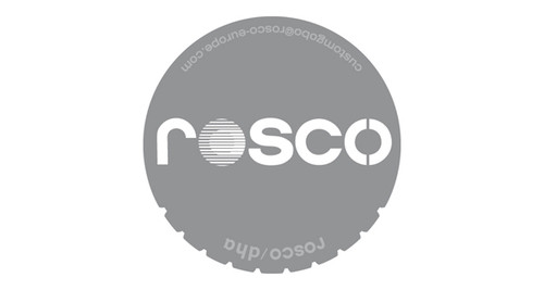 Rosco Custom Gobo (Pattern) - Steel