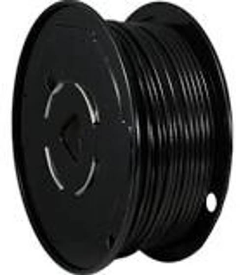 """1/8"""" Galvanized Aircraft Cable, Black"""