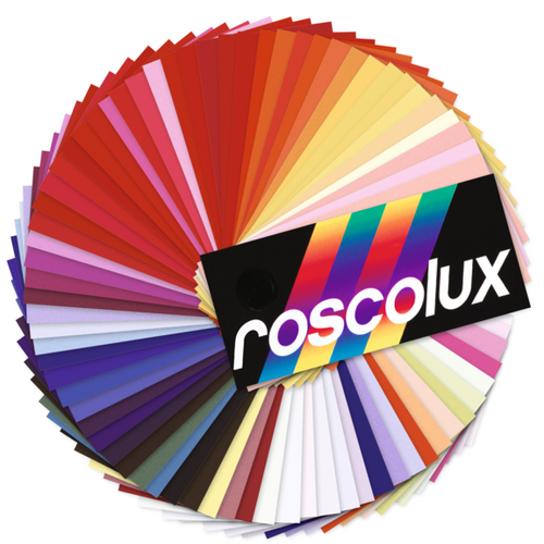 "Roscolux Swatchbook, 1.5"" x 3.25"""