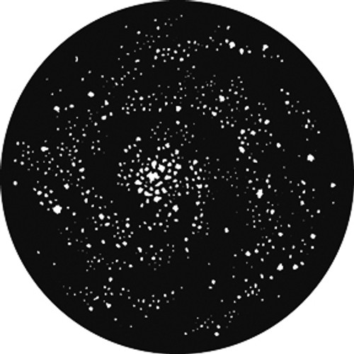 GAM Standard Steel Gobo 337 - Nebula
