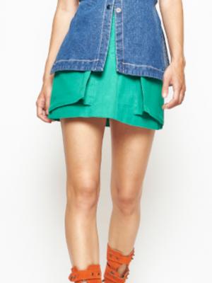 Minifalda algodón Angel Grave Primavera-verano 2020
