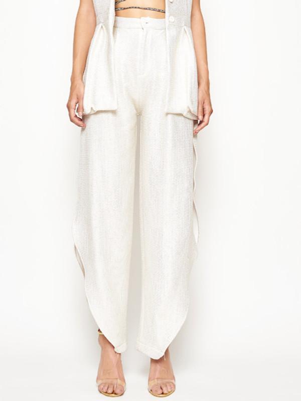 Pantalon ajouré Angel Grave Printemps-Été 2020