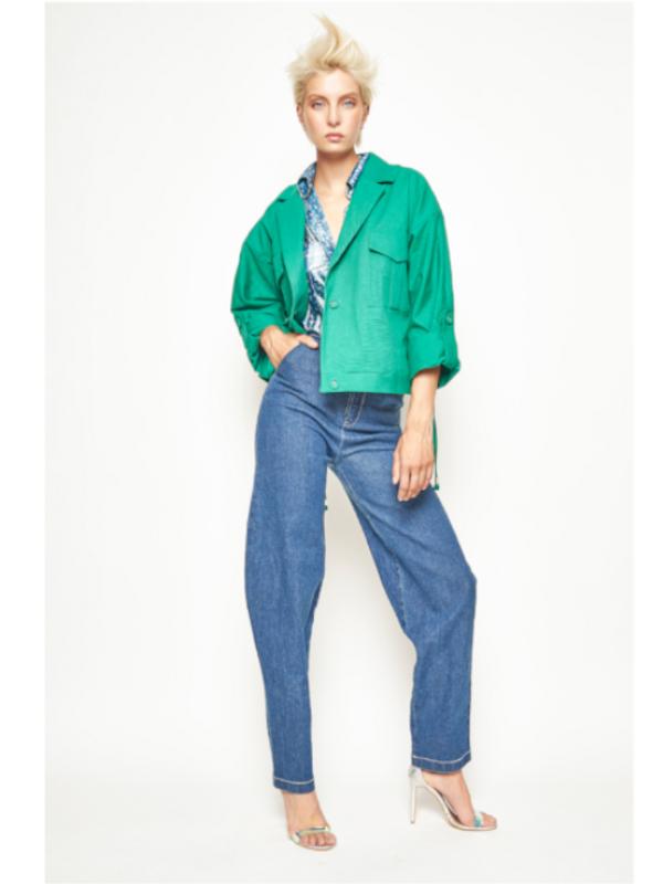 Jeans lavés  Angel Grave  Printemps-Été  2020