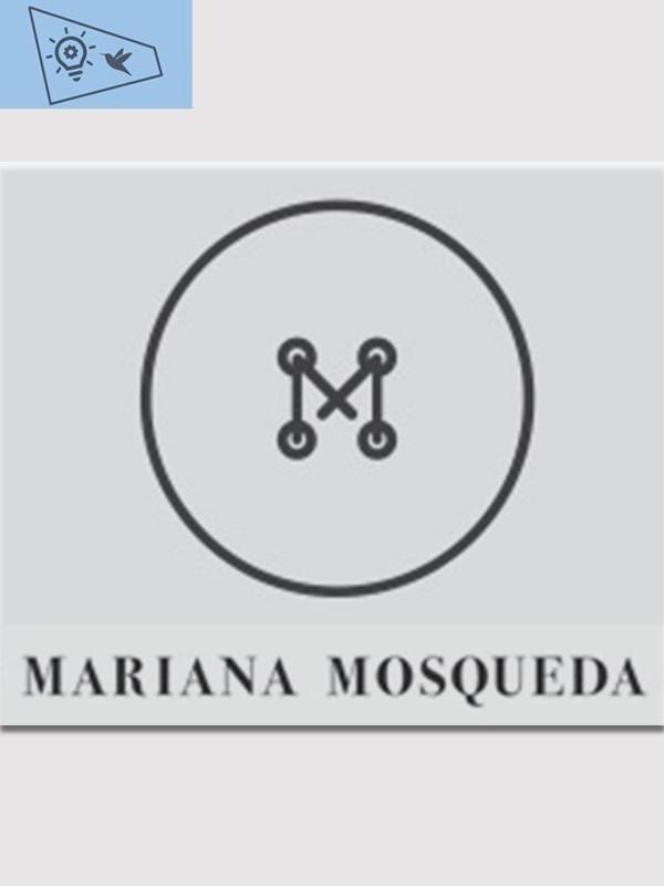"MARIANA MOSQUEDA - BOLSA DENIM ""I FEEL MEXICO"""