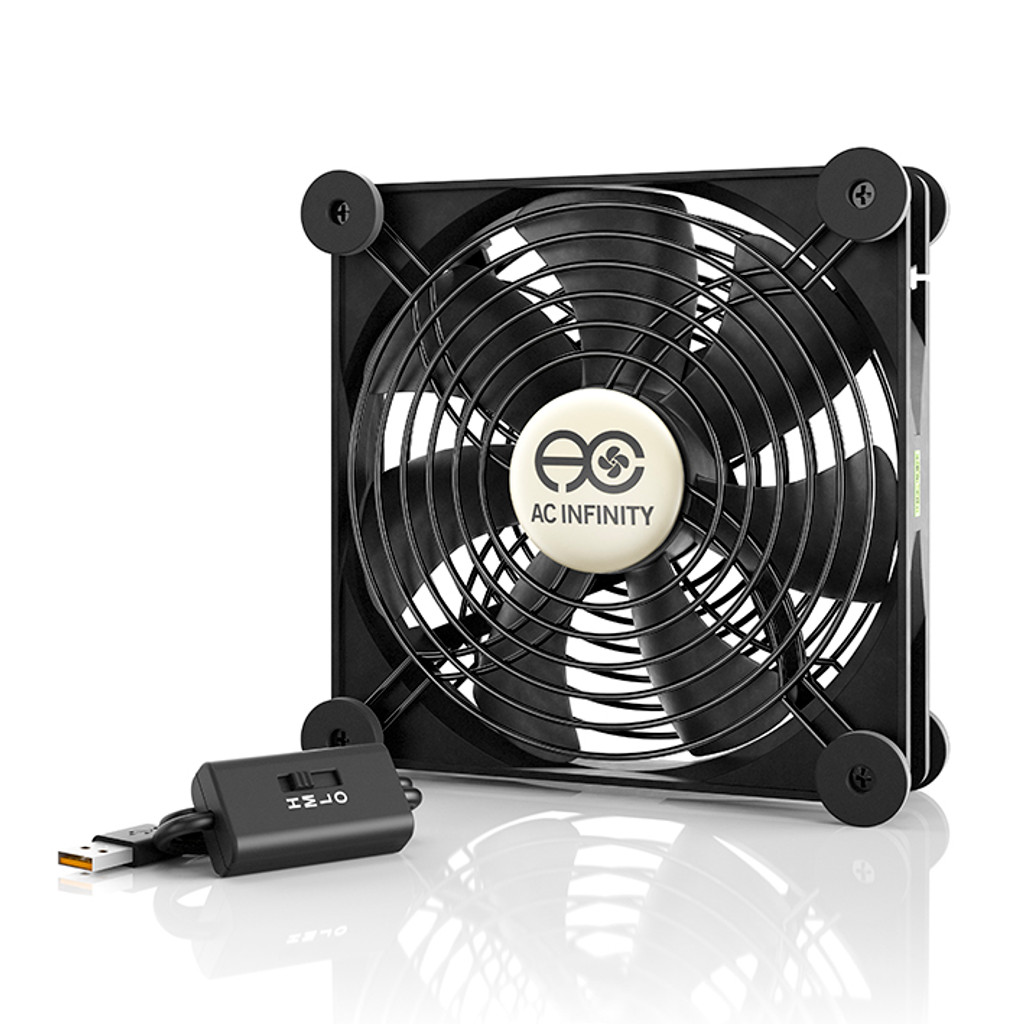 140mm Quiet USB Fan