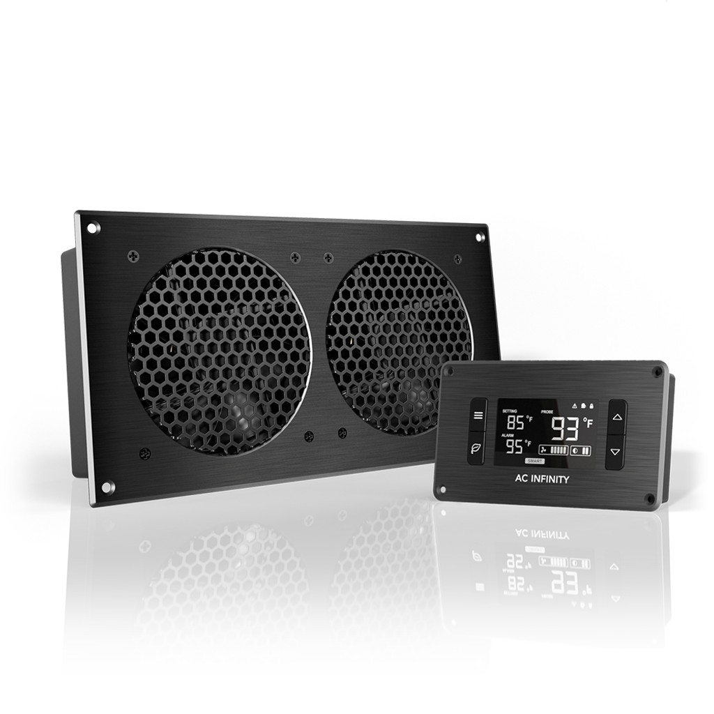 AIRPLATE T7, Home Theater And AV Quiet Cabinet Cooling Fan