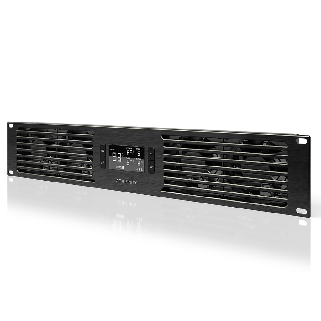 Quiet Rack Mount Fan 2U