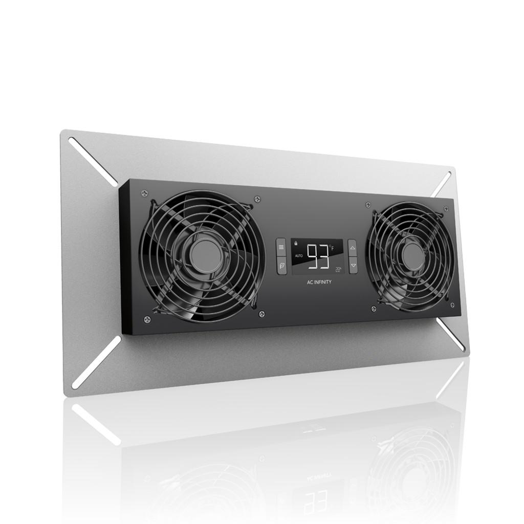 Crawlspace and Basement Ventilation Fan