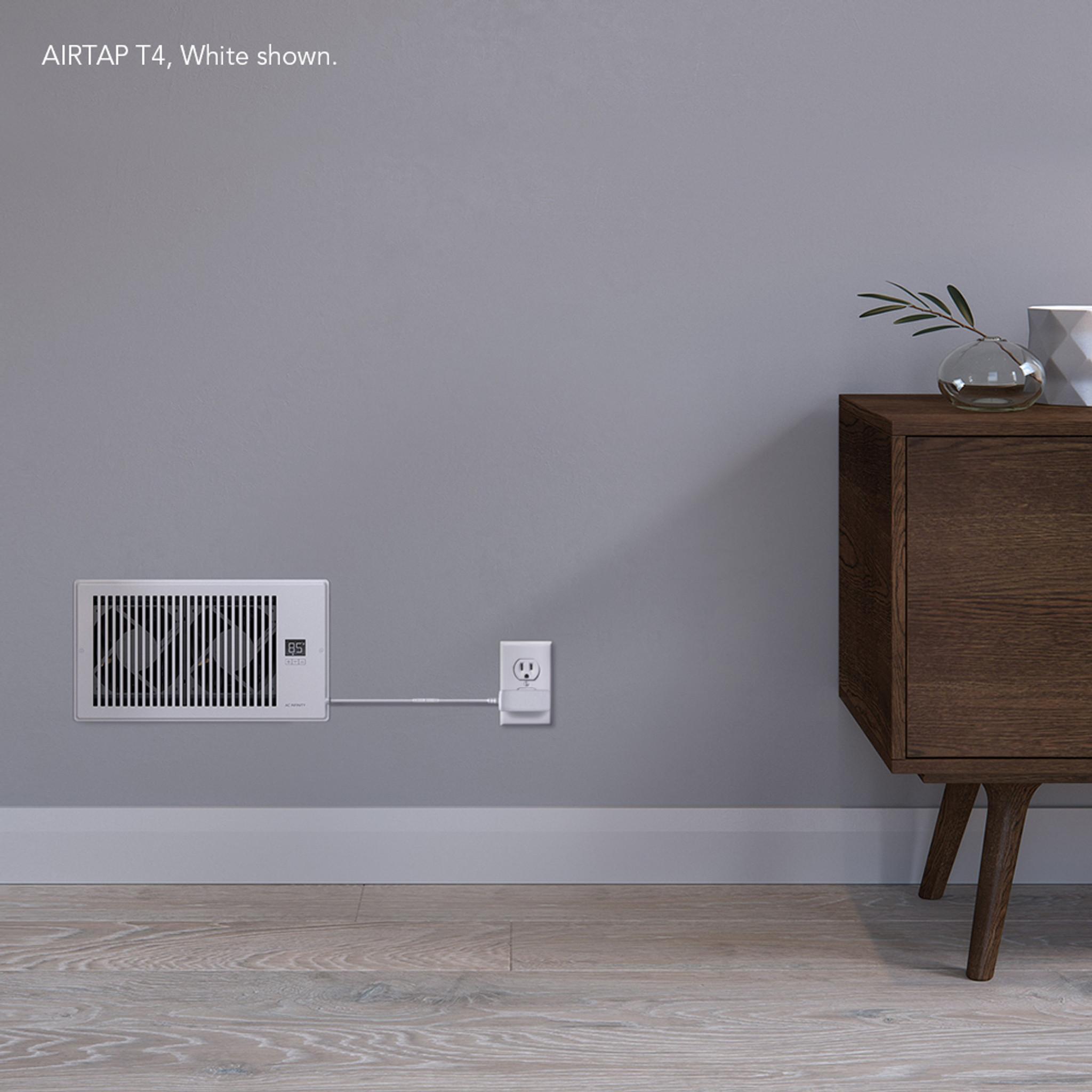 Ceiling Register Booster Fan 2021