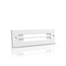 Cabinet Ventilation Grille White