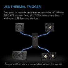 USB Temperature Fan Trigger