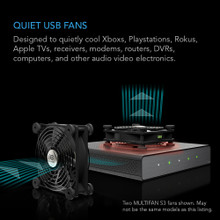 40mm Quiet USB Fan