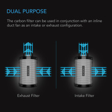 DUCT CARBON FILTER