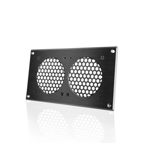 Cabinet Ventilation Grille 80mm