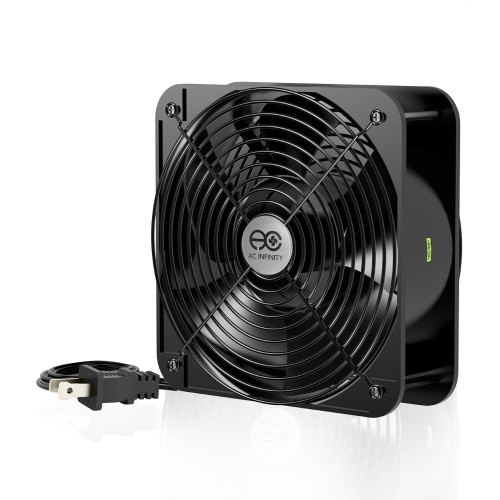 200mm ac axial muffin cooling fan
