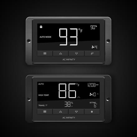 CONTROLLER 67 vs. Temp/Humid Controller