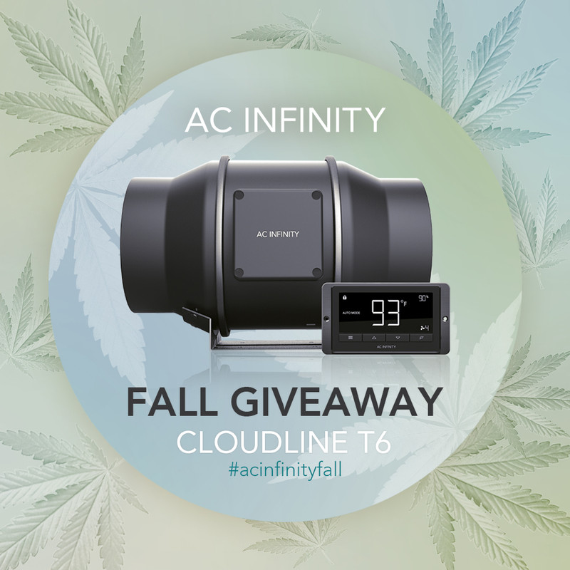 Cloudline Duct Fan Fall Giveaway!