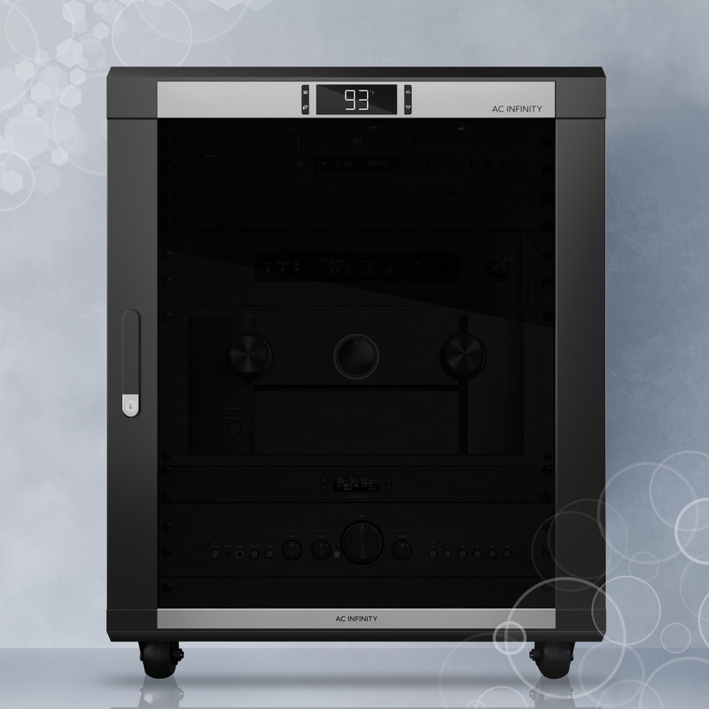 Enter the ARKTICA Wall Mount Rack Cabinet!