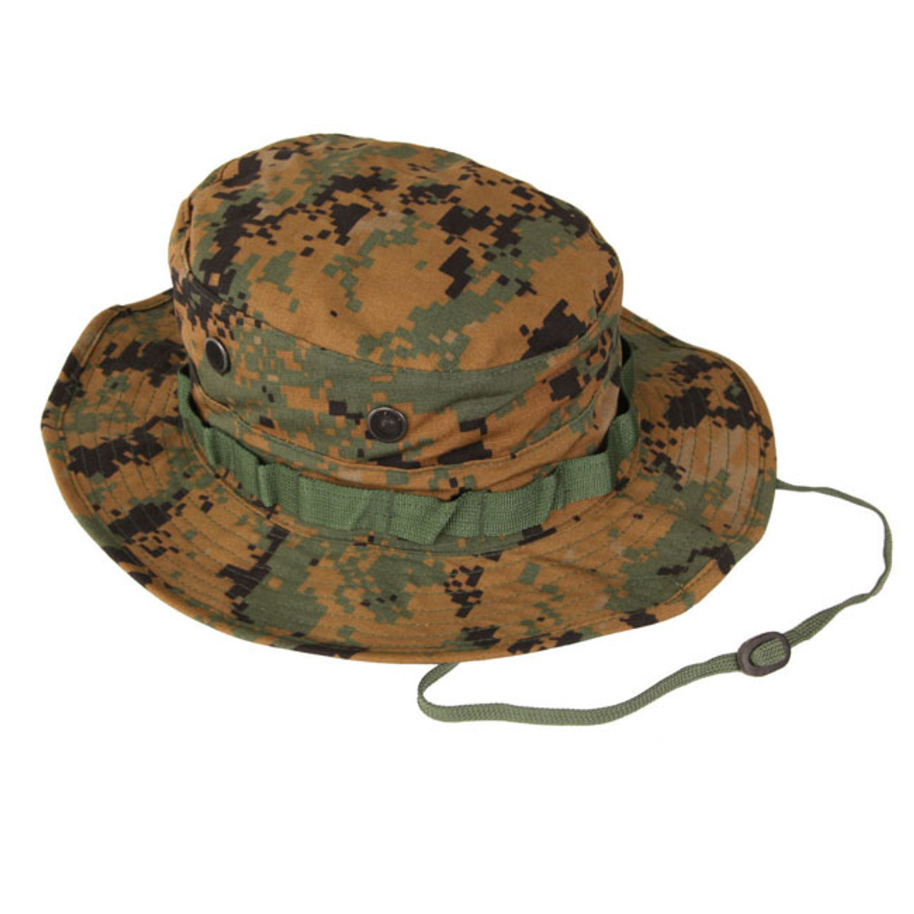 Propper Poly   Cotton Ripstop Boonie Hats - F5504-38 fc62e87b8c7c