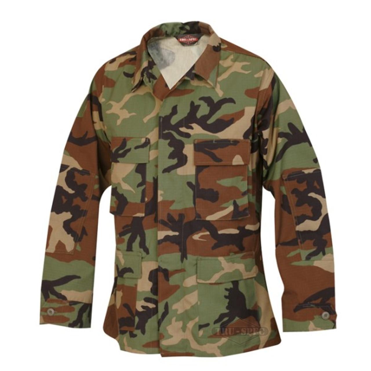 84cf58933 Tru-Spec BDU DCU Coat - United Uniform Distribution