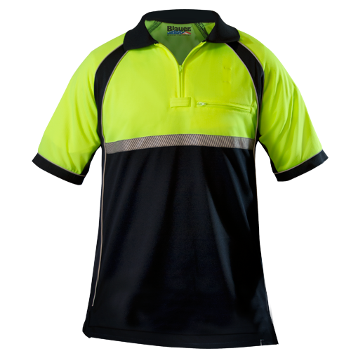 Blauer Colorblock Performance Polo | 8133