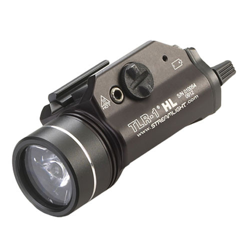 Streamlight TLR 1 HL Tactical Gun Mount Weapon Light