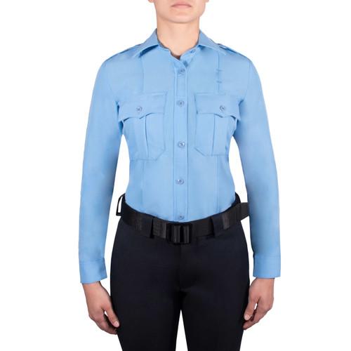 Blauer Long Sleeve Polyester SuperShirt | Women's 8670W