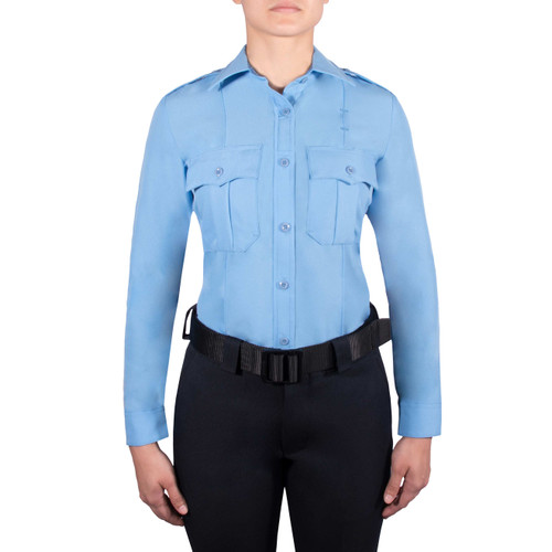 Blauer Long Sleeve Polyester SuperShirt | Women's 8670W