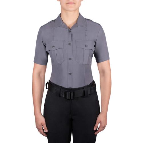 Blauer Short Sleeve Polyester SuperShirt | Women's 8675W