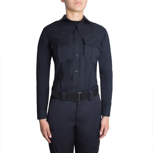 Blauer Long Sleeve Rayon Blend SuperShirt | Women's 8906W