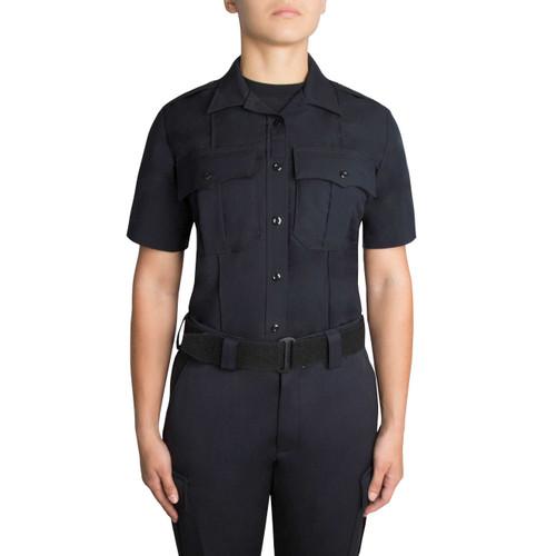 Blauer Short Sleeve Rayon Supershirt | Women's 8916W
